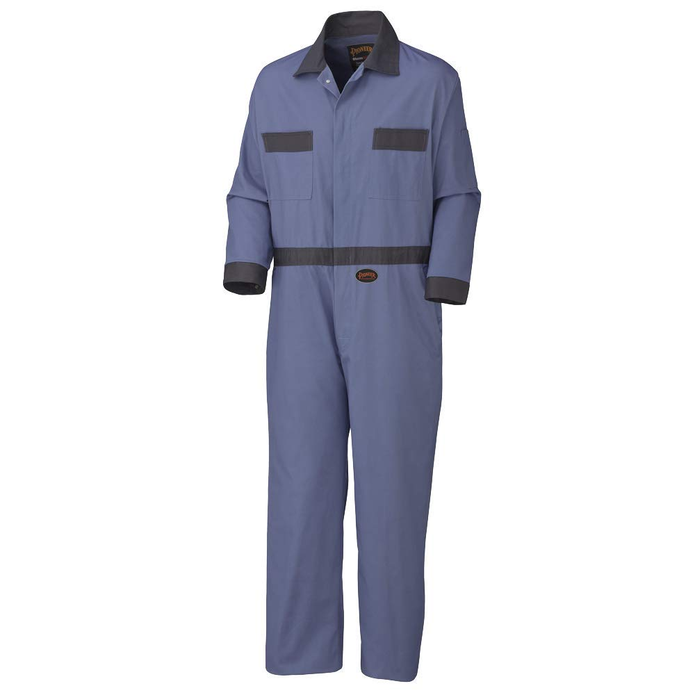 Pioneer Cotton Coverall With Buttons V2010110 - 5133