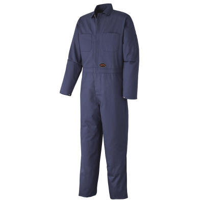 Pioneer Heavy-Duty Industrial Wash Coverall (Tall)