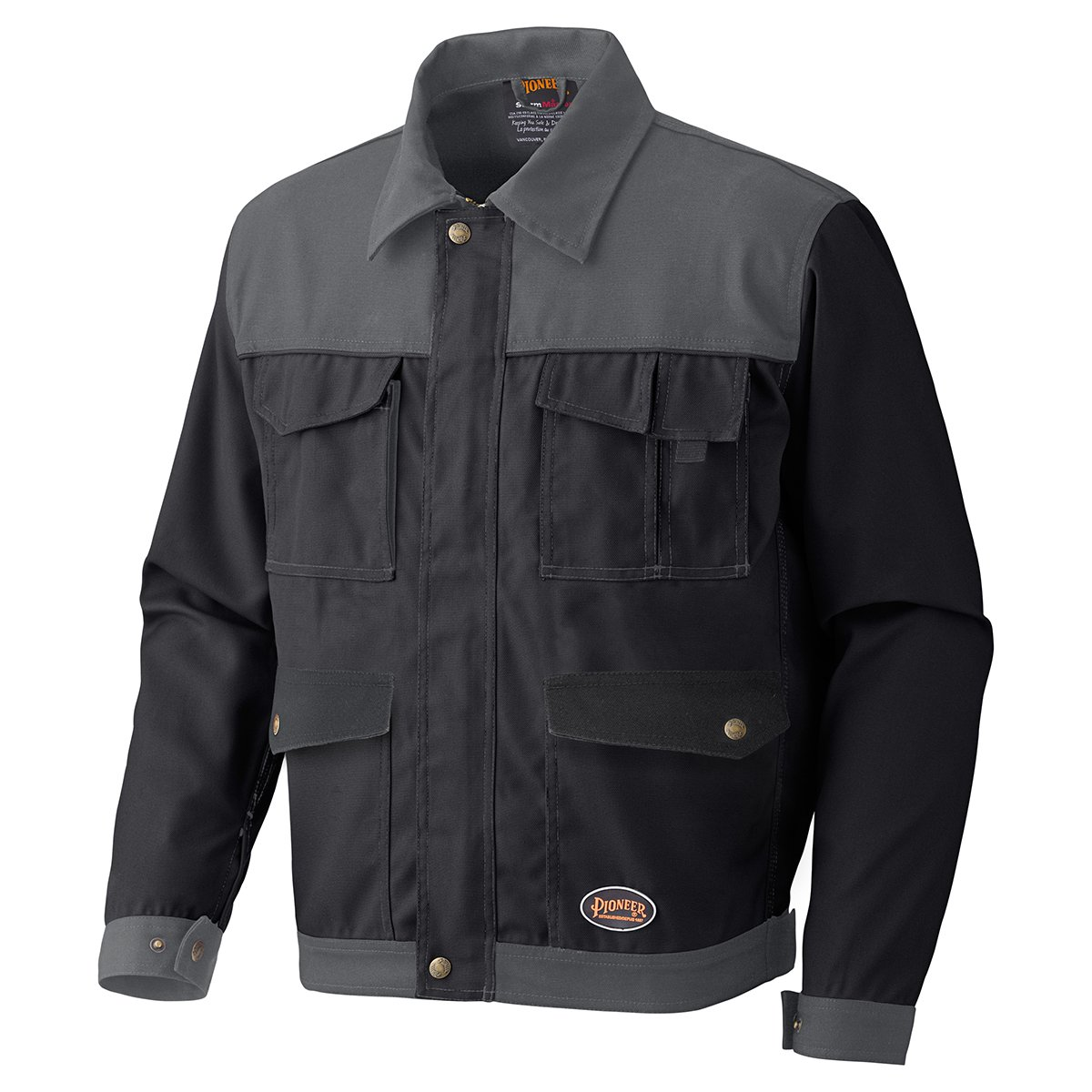 Pioneer Eurowear Work Jacket V2040370 - 7010