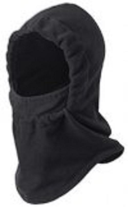 Pioneer Single-Layer Micro Fleece Hood with Face Mask