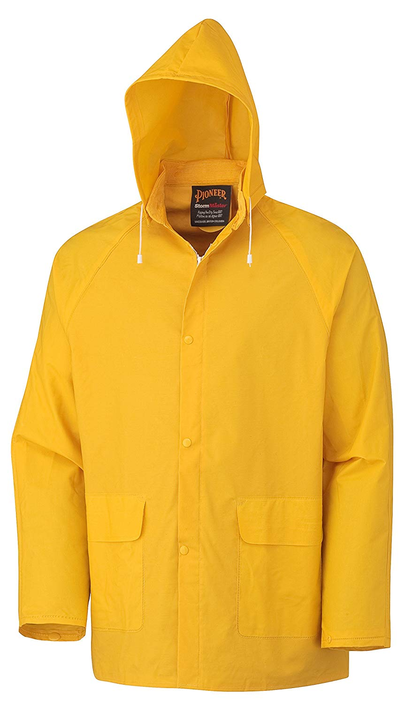 Pioneer Suported PVC Rain Jacket V3010560 - 577J