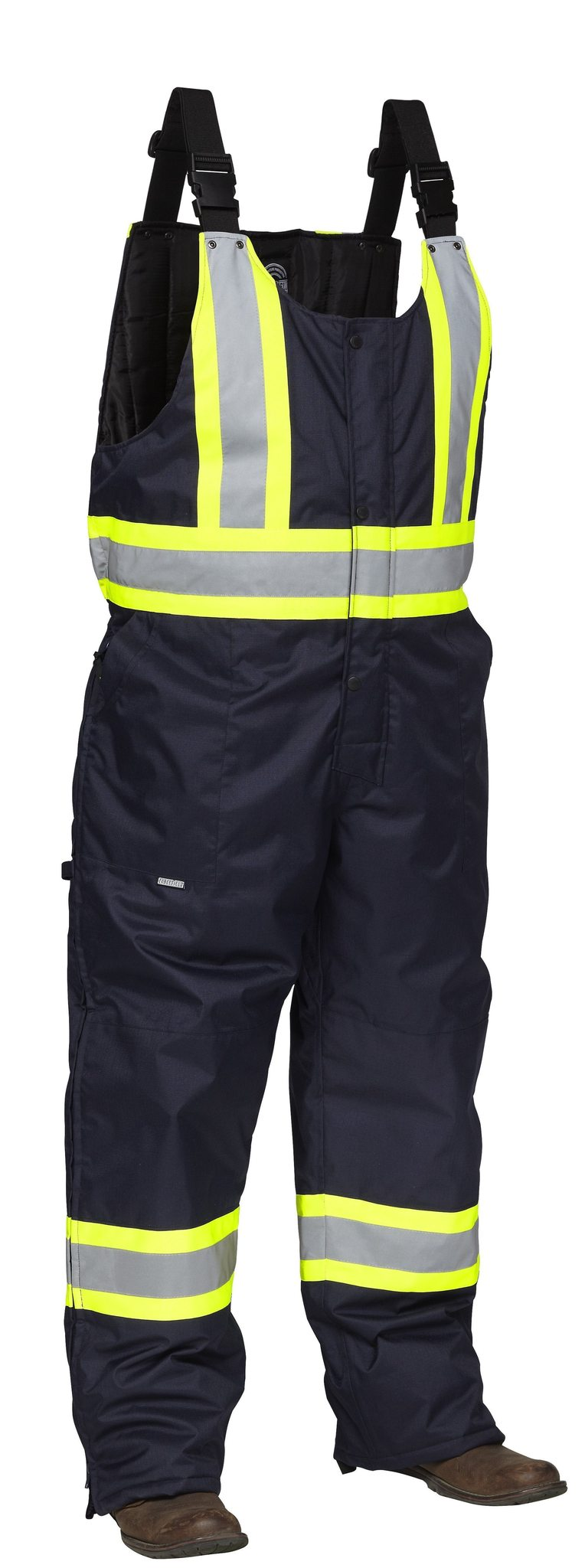 Forcefield Hi-Vis Safety Overall 024-EN835ROR