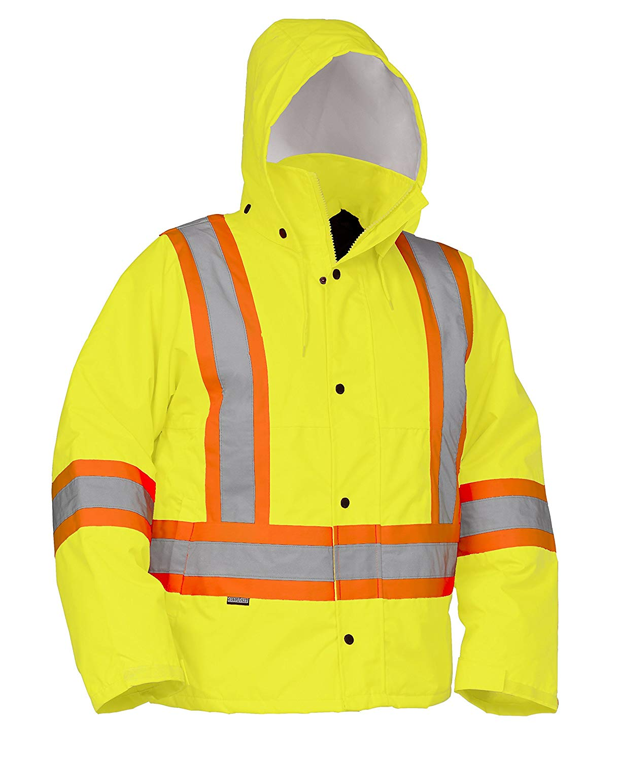 Forcefield Hi-Vis Safety Drivers Jacket 024-EN10LY