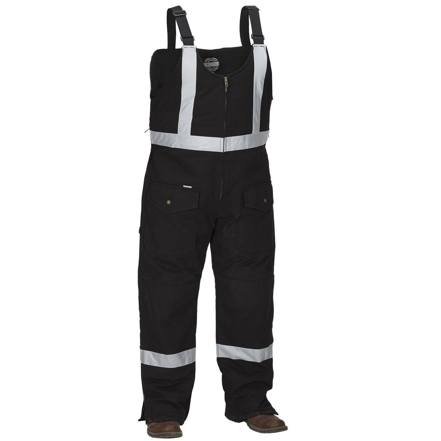 Forcefield Hi-Vis Lined Overall 024-GA35S