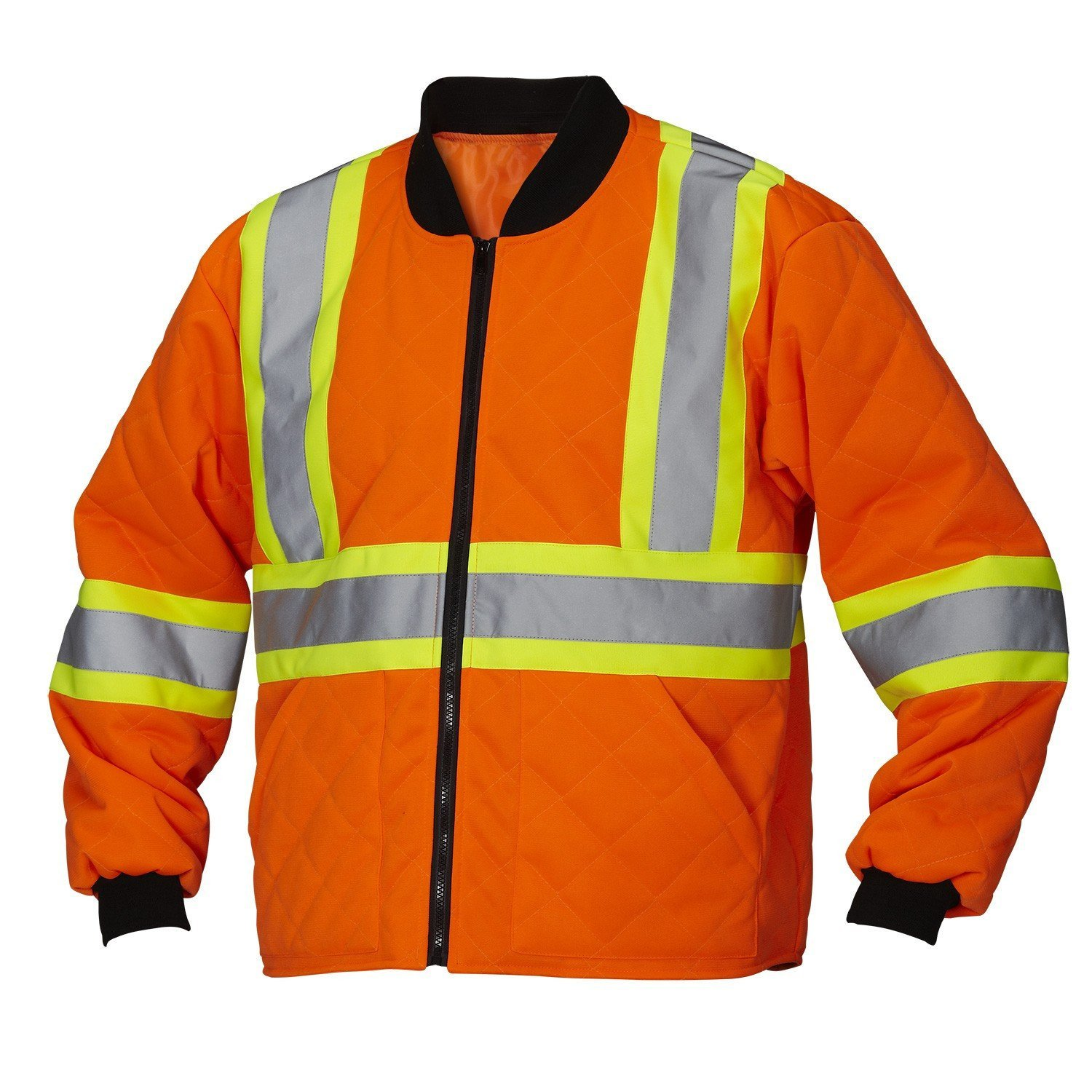 Forcefield Hi-Vis Safety Freezer Jacket 024-FJQOR