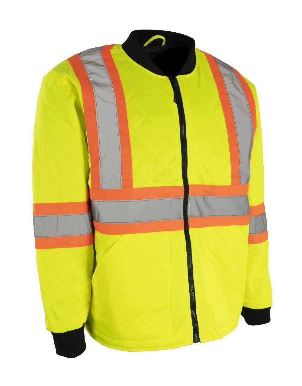 Forcefield Hi-Vis Safety Freezer Jacket 024-FJQLY