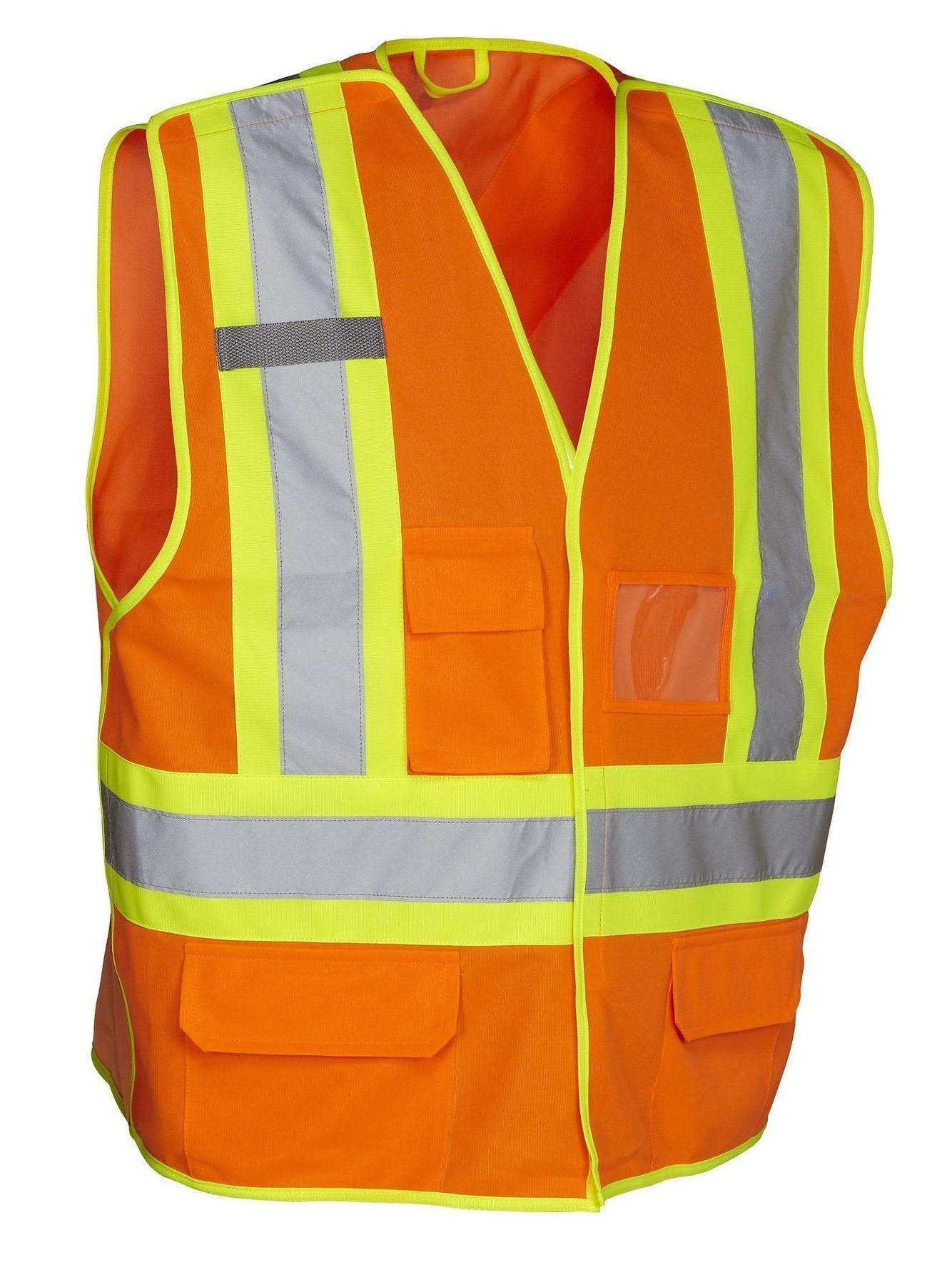 Forcefield Hi-Vis Tricot, Sized, 5-Point Tear-Away 022-TV1