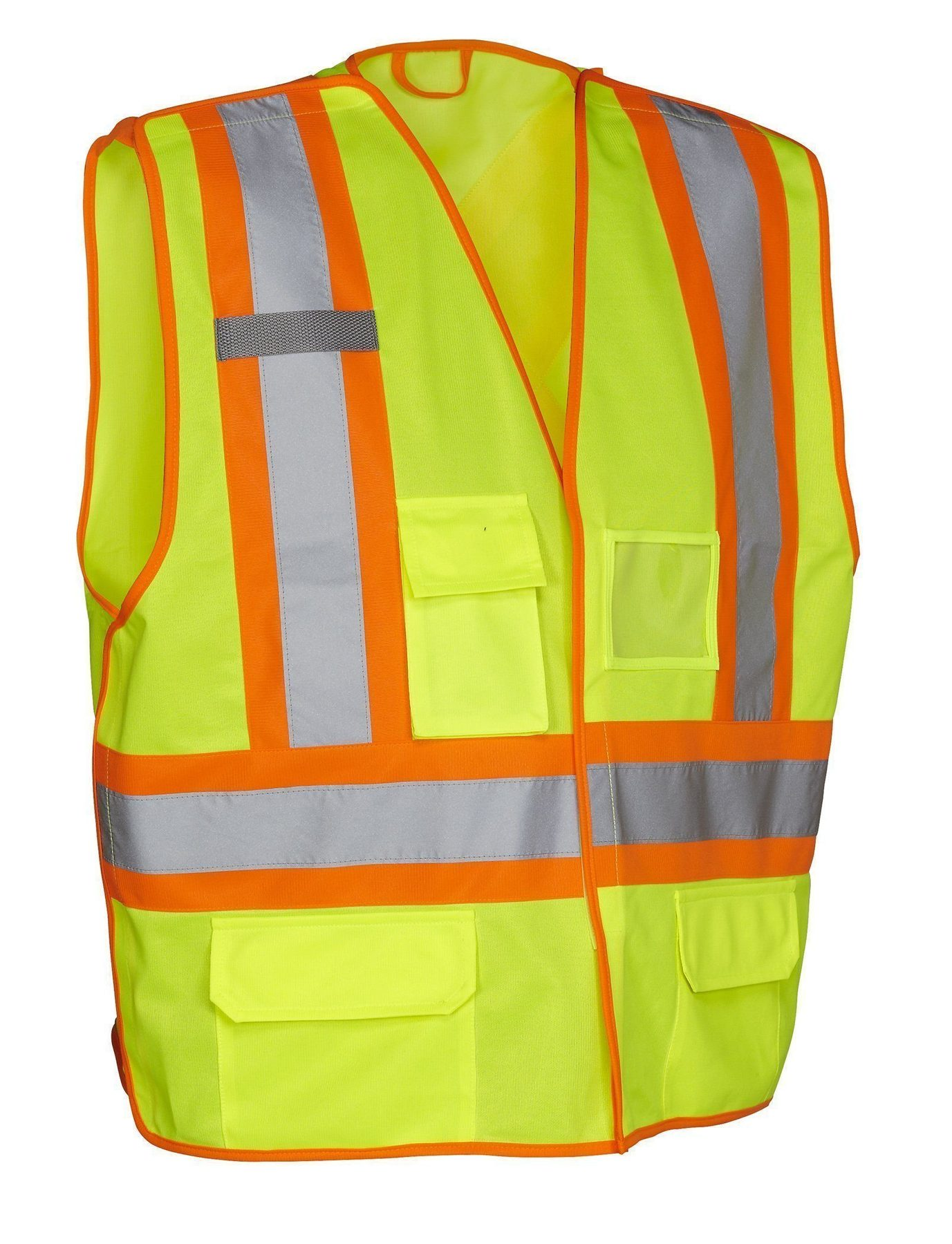 Forcefield Hi-Vis Tricot, Sized, 5-Point Tear-Away 022-TV2