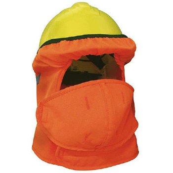 Tough Duck Hi-Vis Hard Hat Helmet Hood (6pk) - i26416