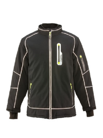Refrigiwear - Jacket 0790R - Black - Regular (2XL)