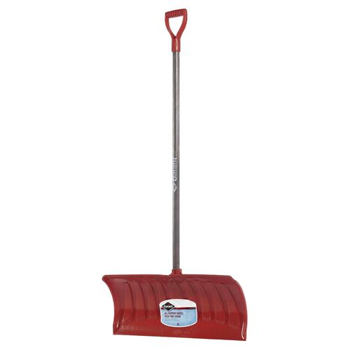 "Winter Shovel - Garant® Nordic NPP Poly Snow Pusher - 26"" x 11"" Polyethylene Blade"